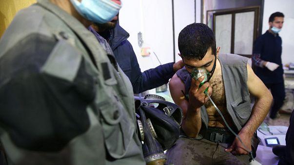 Cessar-fogo da ONU não impede combates em Ghouta Oriental
