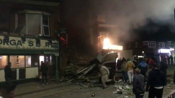 Cuatro muertos y cuatro heridos en una explosión en Leicester