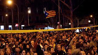 Barcelone : des indépendantistes contre la venue du roi Felipe