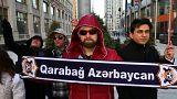 Hocalı Katliamı dünyanın farklı kentlerinde protesto edildi