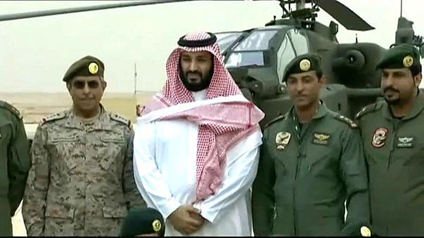 Suudi Arabistan'da kadın asker açılımı
