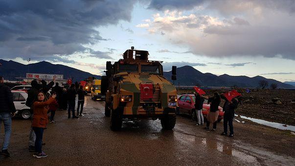 Suriye'deki birliklere JÖH ve PÖH desteği