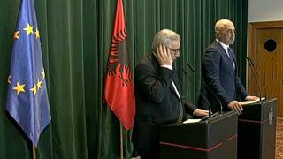 Οι ελληνοαλβανικές σχέσεις απασχόλησαν την συνάντηση Γιούνκερ - Ράμα