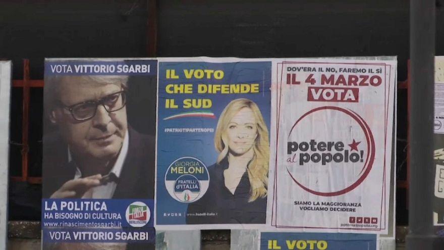 Législatives italiennes : les derniers grands rendez-vous politiques