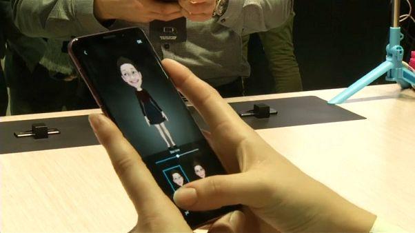 Samsung presenta el Galaxy S9 en el MWC