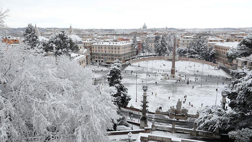 Roma karlar altında