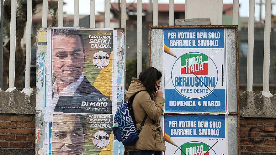 Ausgang offen: Italien vor der Wahl