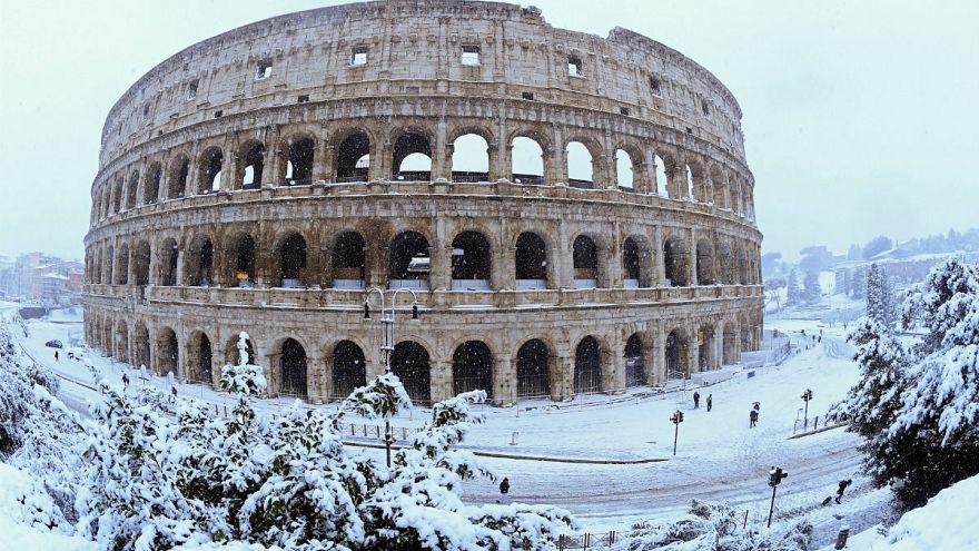 Roma kara teslim