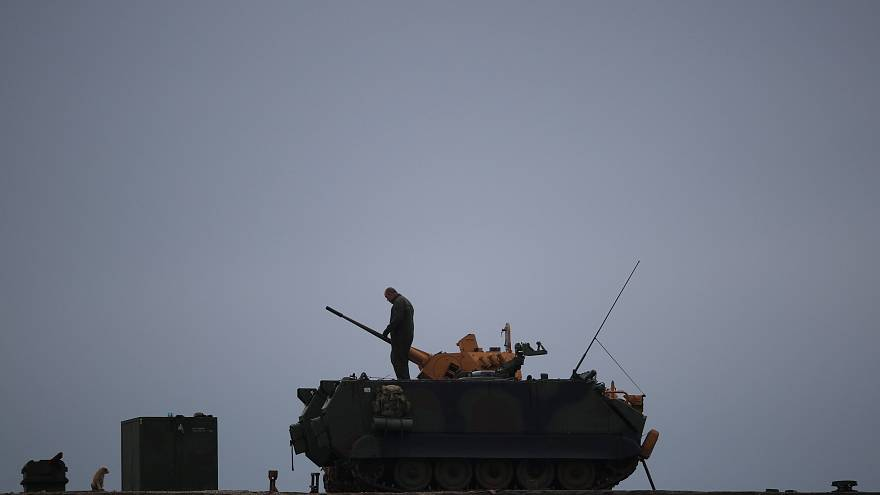 Häuserkampf gegen die YPG: Türkei schickt Spezialeinheiten nach Afrin