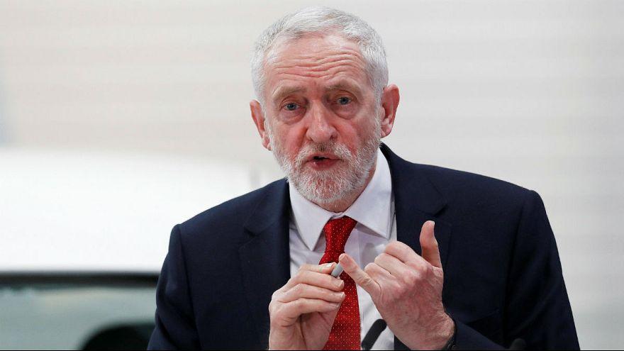 جرمی ک.ربین، رهبر حزب کارگر بریتانیا