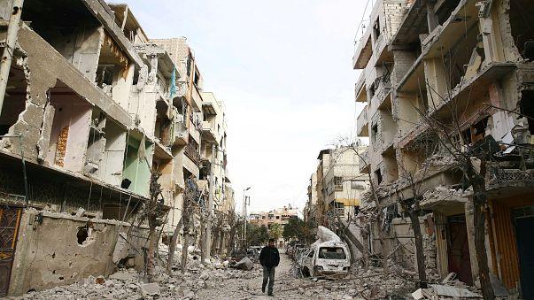 Russlands Präsident Putin ordnet tägliche Feuerpause im syrischen Ost-Ghouta an