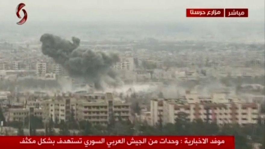 Syrie : la trêve de Poutine