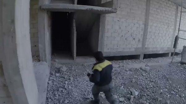 """""""Trégua humanitária"""" em Ghouta Oriental entra em vigor esta terça-feira"""