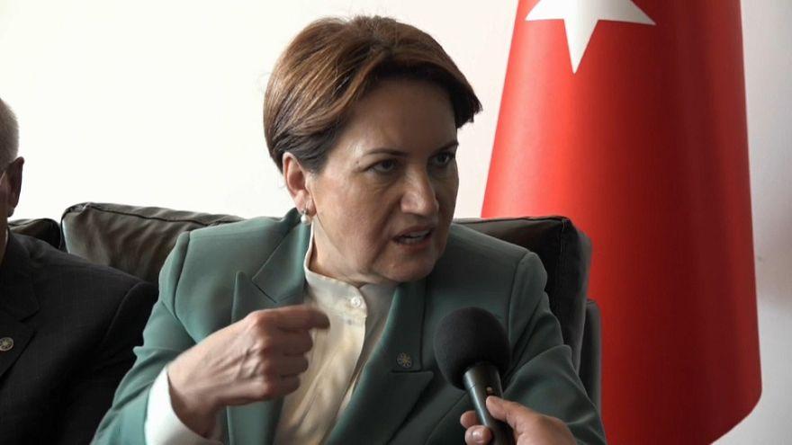 """Turchia, Akşener: """"L'Esercito siriano libero è nostro amico"""""""