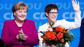 CDU d'accord pour coalition avec SPD