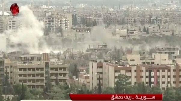 La difficile tregua nella Ghouta orientale