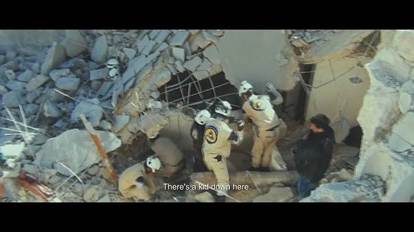"""Makers of """"Last Men in Aleppo"""" battle to make it to Oscars"""