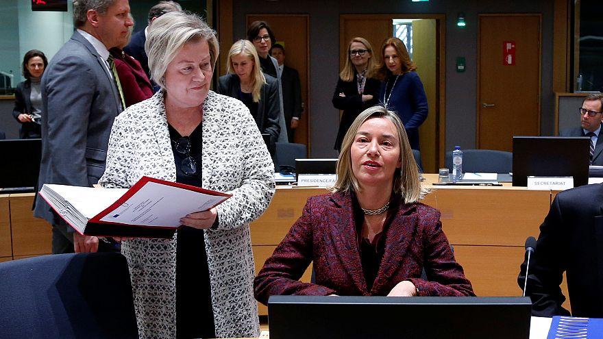 """La UE llama a aplicar """"Inmediatamente"""" la tregua en Siria"""