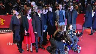 "Actors from ""Touch Me Not"" on Berlin's Red Carpet"