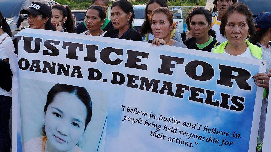 الفلبين تشن حملة مطاردة على وكالة توظيف العاملة جوانا في الكويت