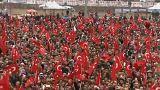 Meral Akşener: Turquia está limitada em Afrin