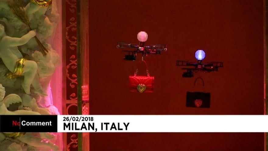 La moda, por las nubes en Milán