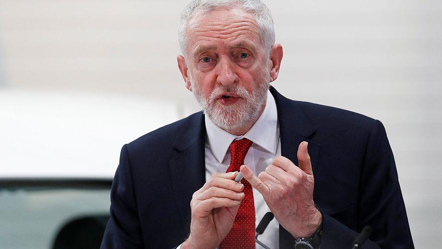 Brexit : le Labour veut une union douanière