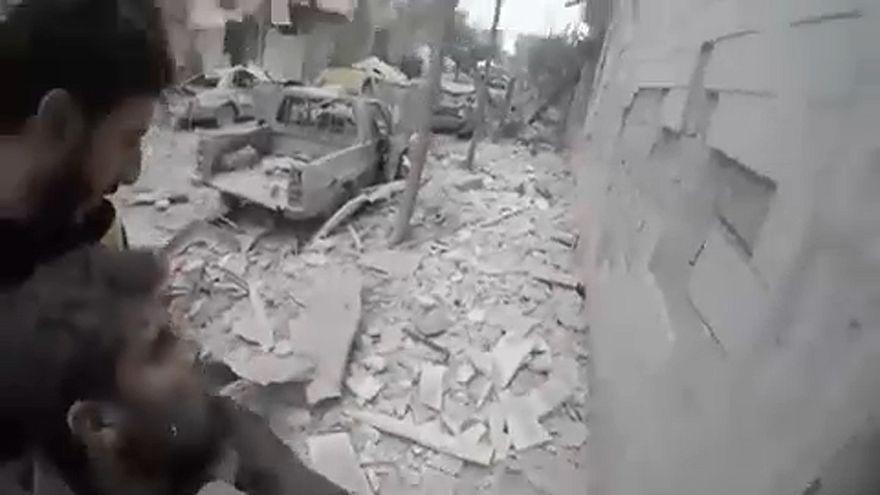 Mogherini: Suriye'de ateşkes derhal uygulanmalı