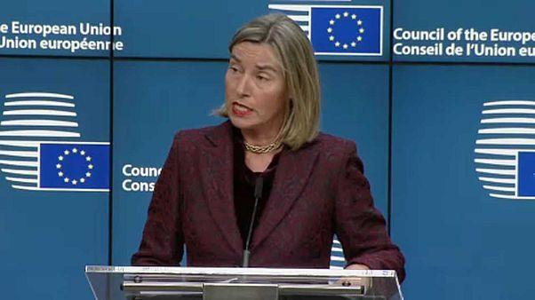 Κατάπαυση του πυρός στη Συρία ζητά και η ΕΕ