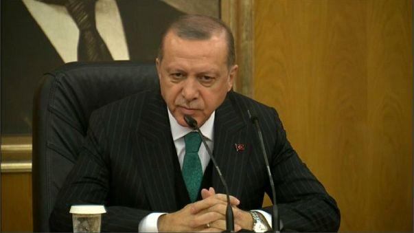 """Erdogan: """"cessate il fuoco... ma solo a Ghouta"""""""