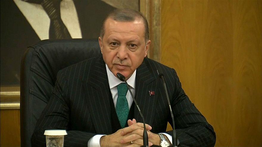 Erdoğan: Suriye'de ateşkes ilan edildi, uygulanmıyor