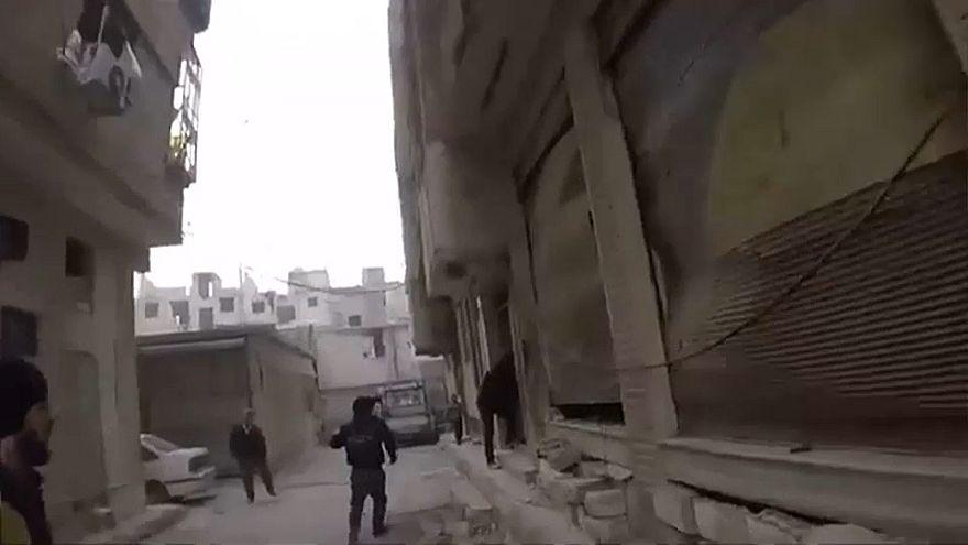 Ghouta est in attesa della tregua umanitaria