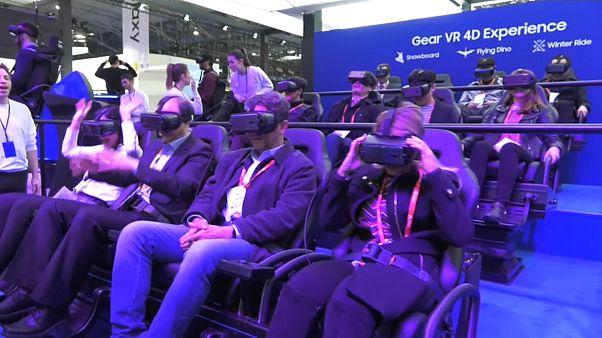 Zukunftsvisionen auf der Mobilfunk-Messe MWC