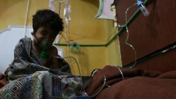 """La Ghouta attend ses """"5 heures de répit humanitaire"""""""