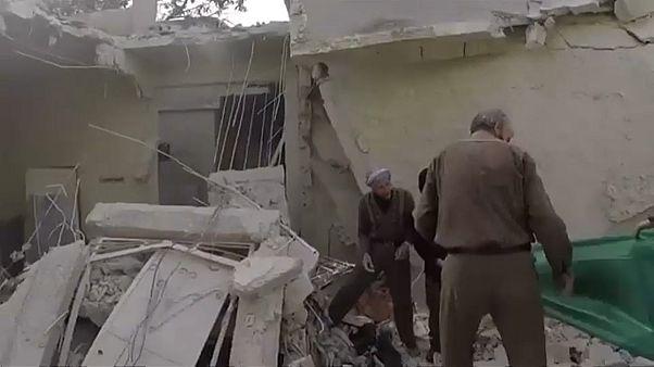 La tregua umanitaria in Siria per salvare Ghuta