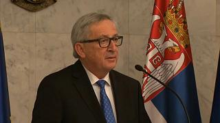 Juncker: Szerbia rendezze vitáját Koszovóval
