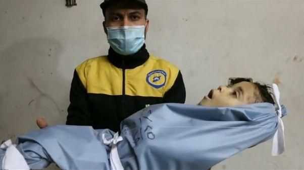 شاهد: هل استعمل جيش النظام السوري غاز الكلور في الغوطة الشرقية؟