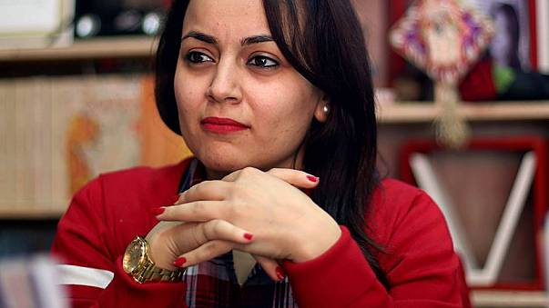Baghdad's first female bookseller breaks barriers