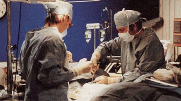 عملية جراحية لتهيئة الجسد قبل التجميد
