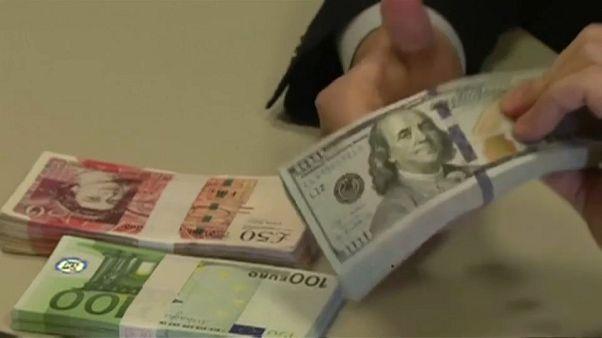 Rússia acusada de megaoperação de lavagem de dinheiro