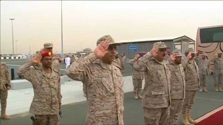 Átalakítások a szaúdi vezetésben