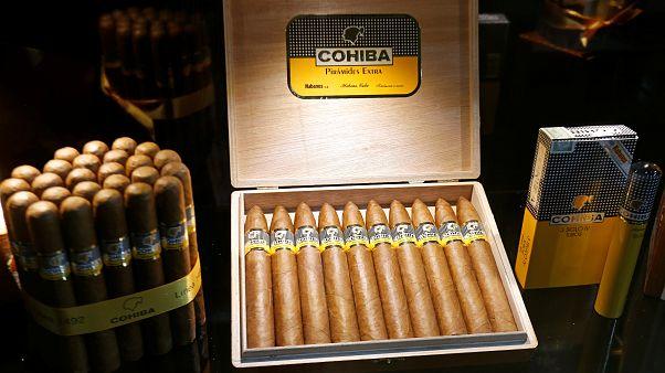 Cuban cigars take centre stage at Havana festival