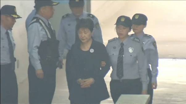 South Korea prosecutors demand 30 years in jail for ex president