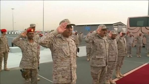 Suudi Arabistan ordusunda deprem