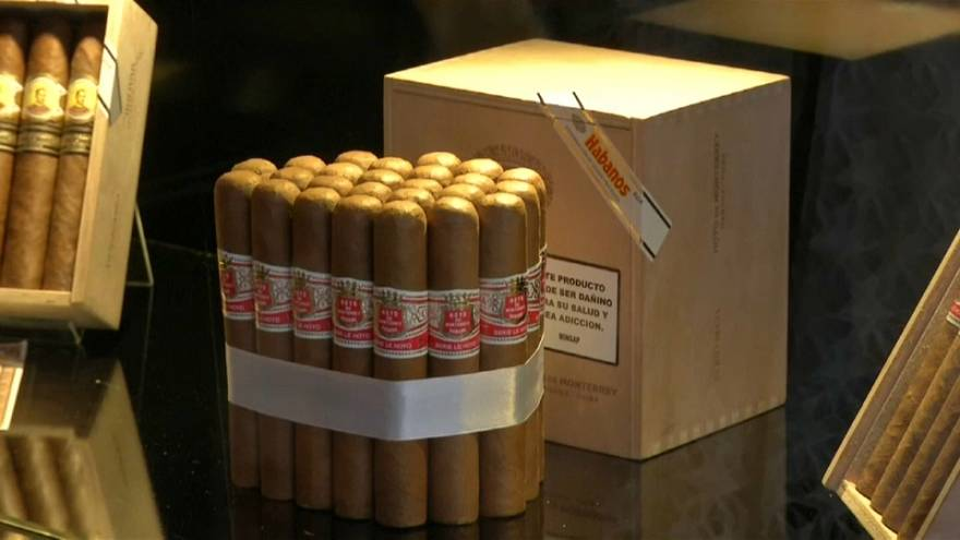 Küba purosu satışları rekor kırdı