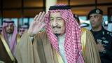 Saudi king reshuffles top military posts, adds first female deputy minister