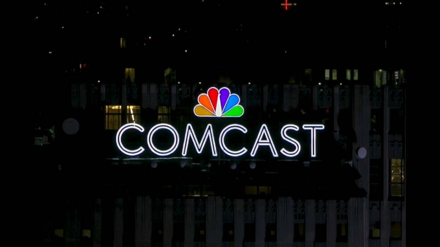 US cable giant Comcast in multi-billion euro bid for Sky
