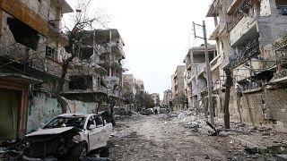 Syrie : les combats ont repris en Ghouta orientale