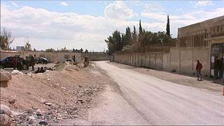 UN spokesman: Syria's Ghouta truce has broken down, fighting rages on