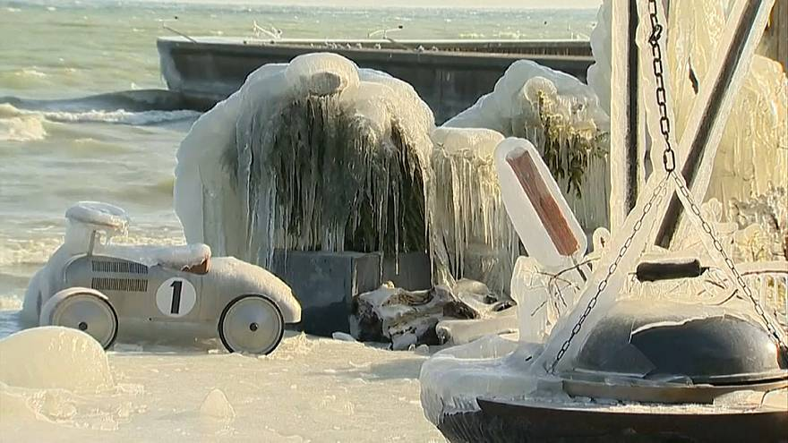 Märchenhafte Eislandschaften - So schön kann Kälte sein